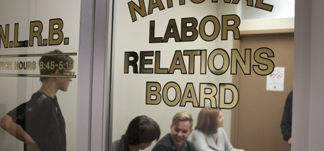 National Labor Relations Board Hearings