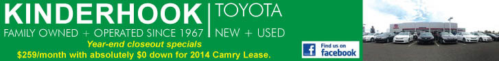 NEW kinderhook toyota web ad 090414
