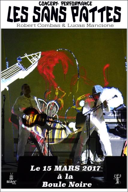 Concert Boule Noire Mars 2017