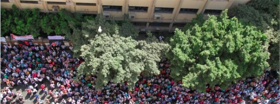 5000 lavoratori della Jawhara Food Processing Company in sciopero