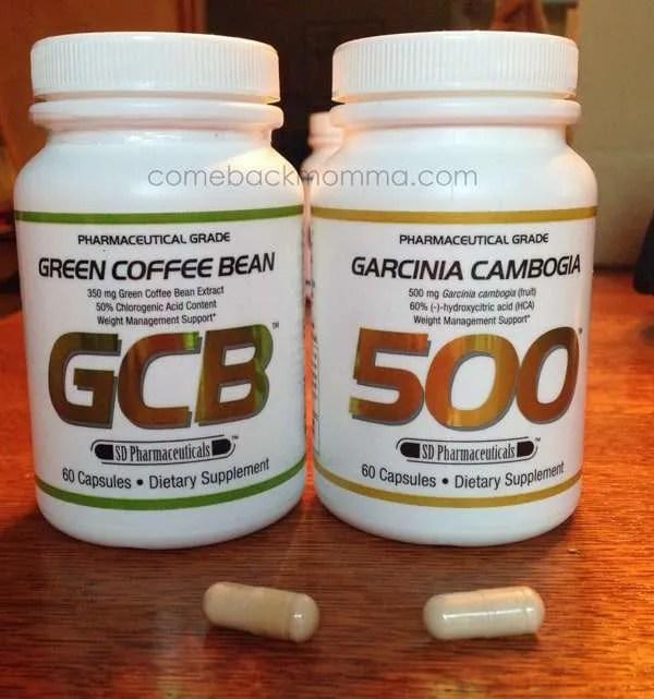 Garcinia cambogia and green coffee bean diet reviews