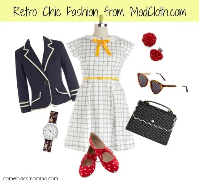 Retro Chic from ModCloth.com