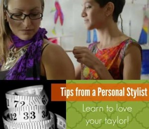 Tips from a Personal Stylist