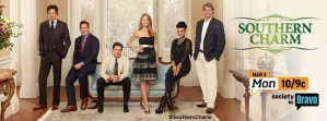 #Bravo #SouthernCharm #LiveChat - Monday 14 at 10 EST