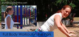workout wednesday playground workout