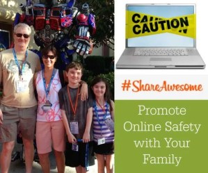 PTA/LifeLock: #ShareAwesome for Digital Safety #CleverGirls
