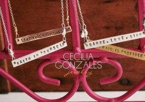 something special for mom giveaway featuring Cecilia Gonzales Jewelry