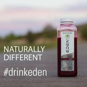 Drink Eden: Environmentally Friendly Company Makes Fresh Juices
