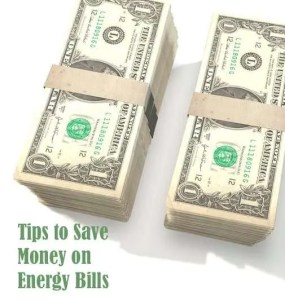 Tips to Save Money on Energy Bills