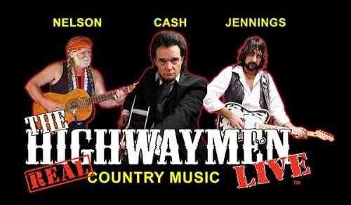 The Highwaymen Live booking agency