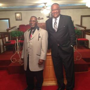 Rev Gray - St. Mark Baptist Church