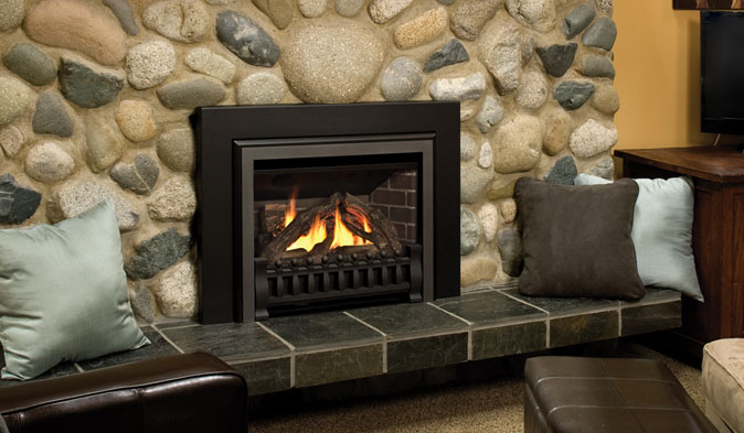 Gas Inserts | Comfort Living Fireplaces