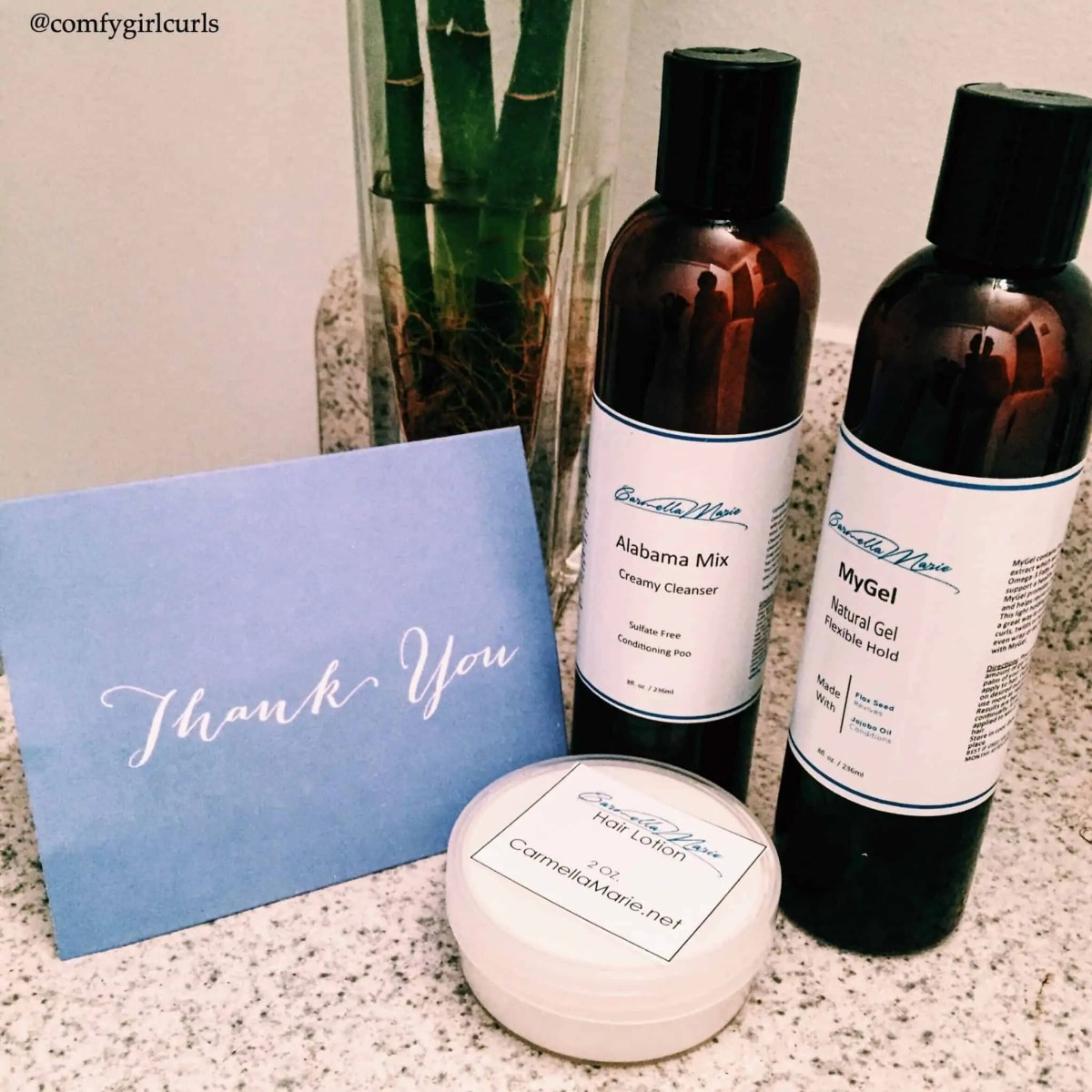 Carmella Marie - Product Review