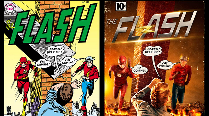 Comic Book Noise 564: Flash Of Two Worlds