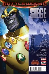 Siege #4