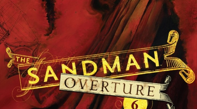 Comic Book Noise 640: Sandman Overture