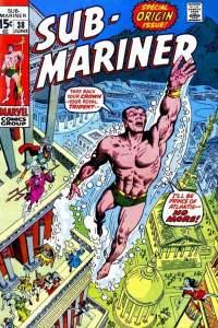 Sub Mariner 38