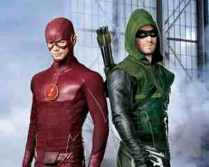 The Flash and The Green Arrow
