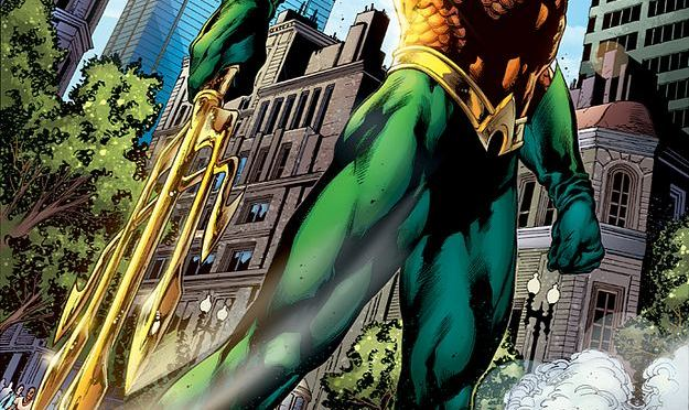 Comic Book Noise 703: Aquaman
