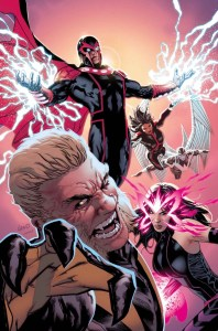 Uncanny X-Men 1 Cover