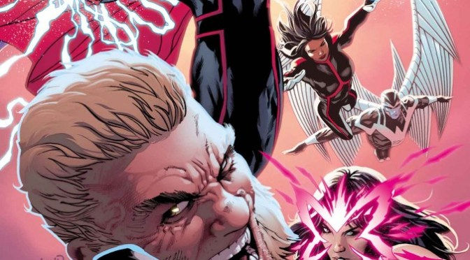 Comic Book Noise 715: X-Men and The Avengers