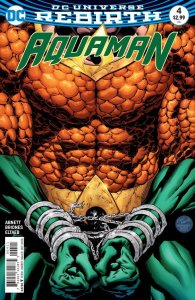 Aquaman Rebirth 4