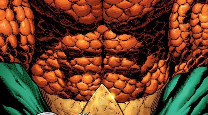 Comic Book Noise 740: Aquaman Rebirth #4 and #5