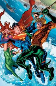 Aquaman rebirth 6