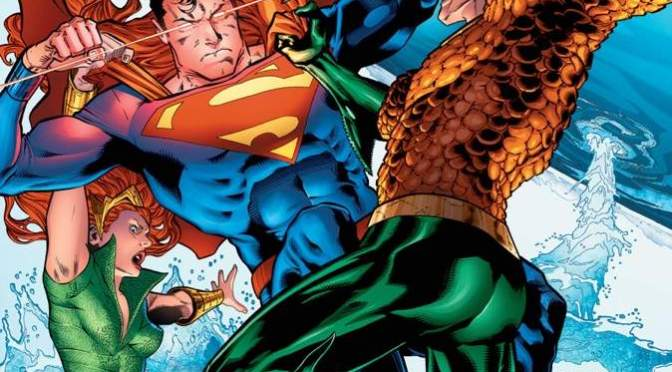 Comic Book Noise 750: Aquaman Rebirth #6