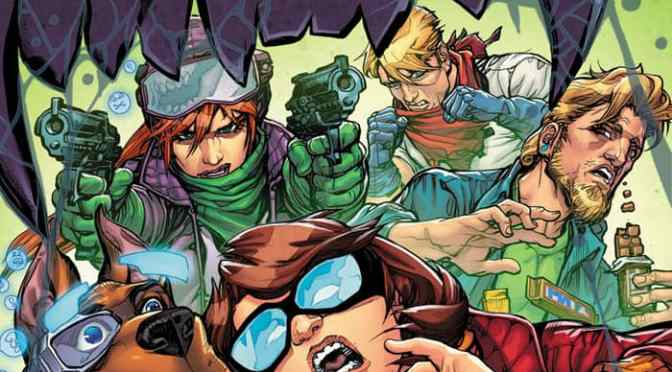 Comic Book Noise 749: Scooby Apocalypse #5