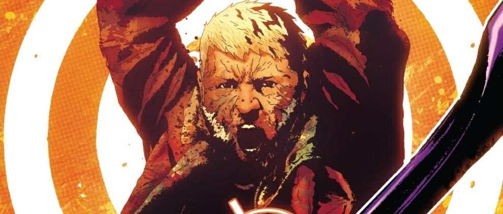 Old Man Logan #3 Cover