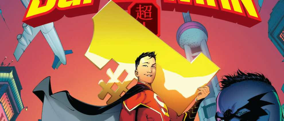 New Super-Man #1 Review