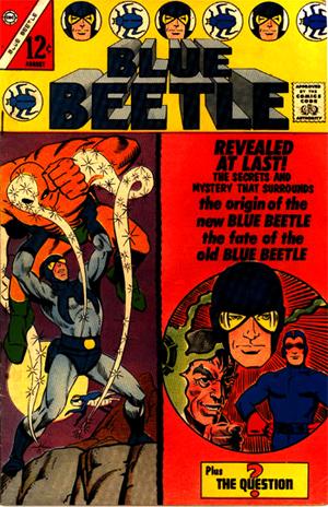 Blue Beetle #2 (1967)
