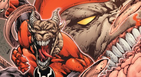 Preview: Red Lanterns #4