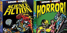 Simon & Kirby Sci-Fi & Horror Titles @ Titan Books