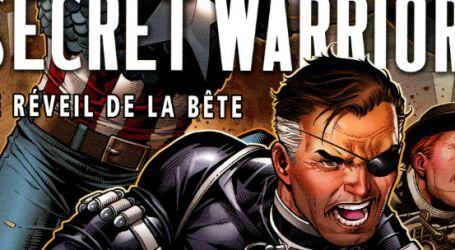 Trade Paper Box #75: Secret Warriors T2 – Le réveil de la bête