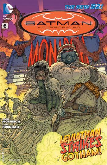 Batman Incorporated #6