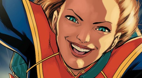 Preview: Captain Marvel #2