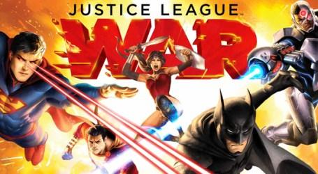 À la télé : La Ligue des Justiciers : Guerre