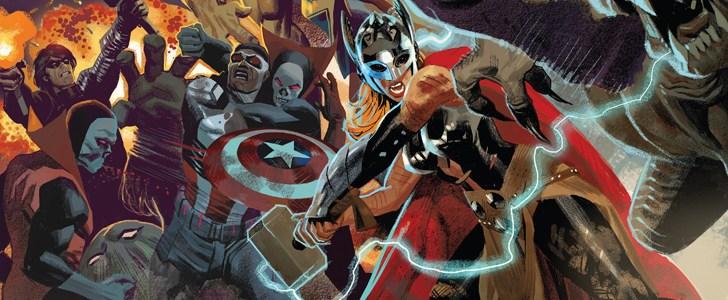 [FRENCH] Les forces unies des différentes équipes des Avengers et du S.H.I.E.L.D. ne sont pas assez pour contrer la mutinerie de Pleasant Hill. Les criminels […]