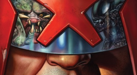 Avant-Première VO: Review Predator vs. Judge Dredd vs. Aliens #1