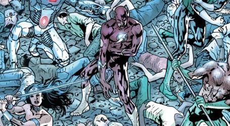 Avant-Première VO: Review Justice League of America #9