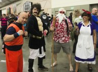 The Lesser Powered Dragon Ball Z Characters