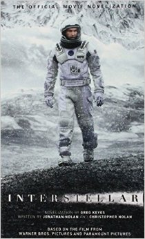 Book Review: Interstellar - The Official Movie Novelization