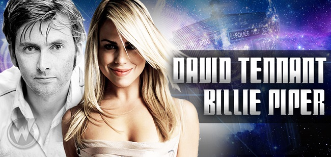 Convention News: David Tennant And Billie Piper To Appear Together At Wizard World Comic Con Philadelphia