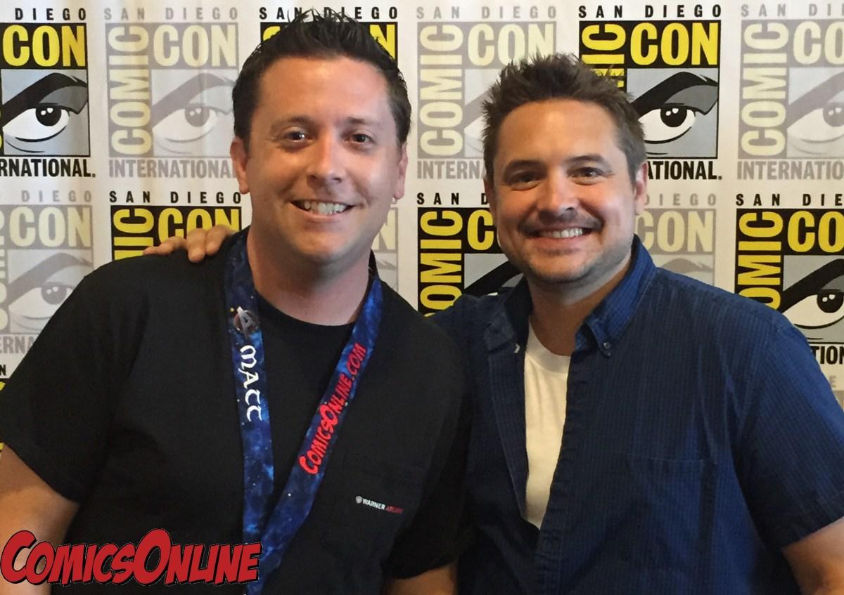SDCC 2015: Interview with Will Friedle (Batman Beyond, Boy Meets World, Girl Meets World)