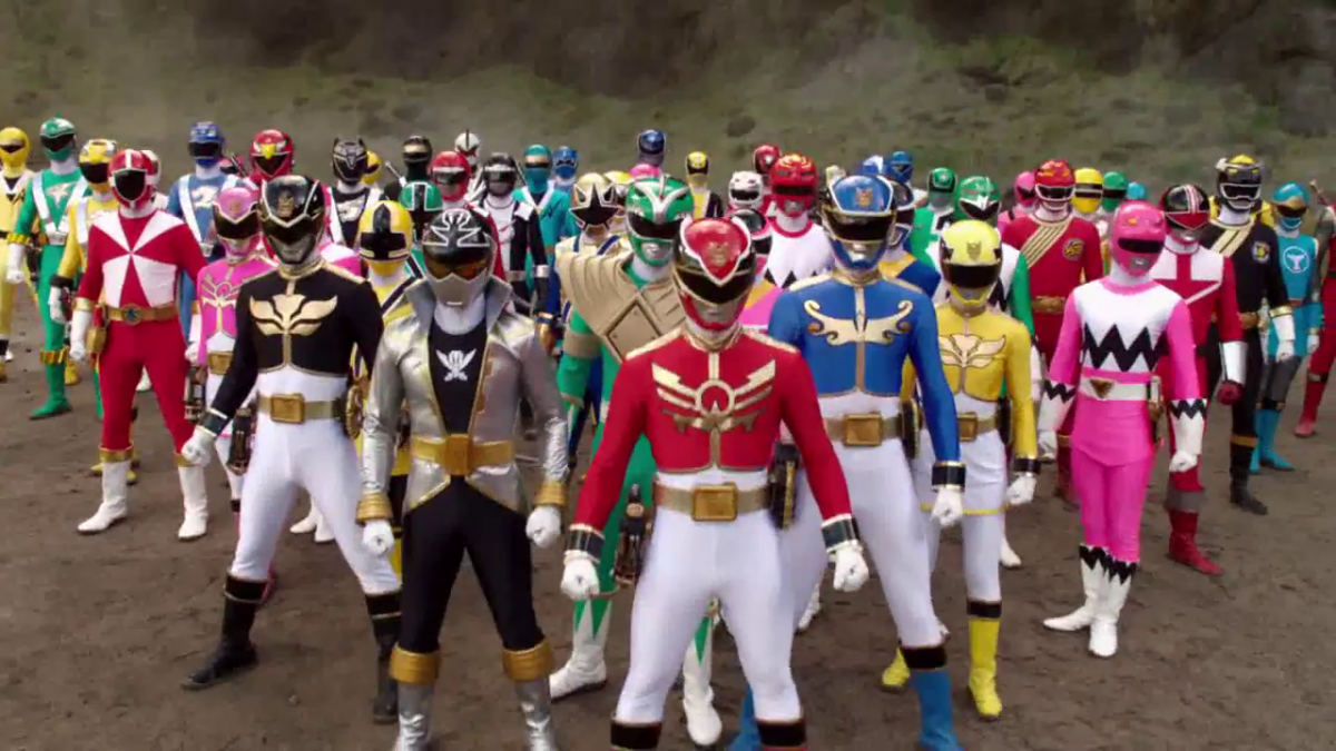 DVD Review: Power Rangers Super Megaforce: The Legendary Battle Movie