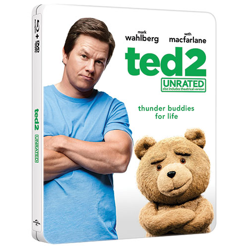 Blu-Ray Review: Ted 2 Unrated