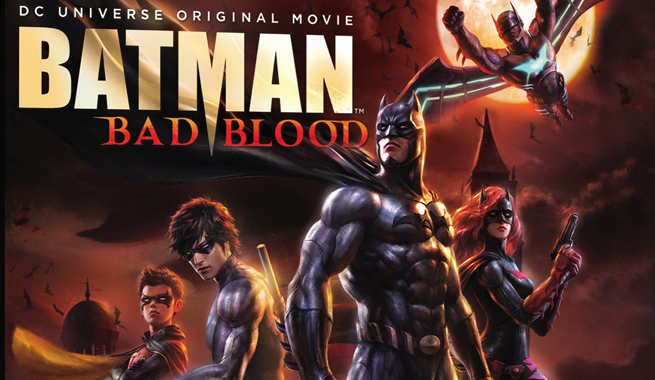 Blu-ray Review: Batman: Bad Blood