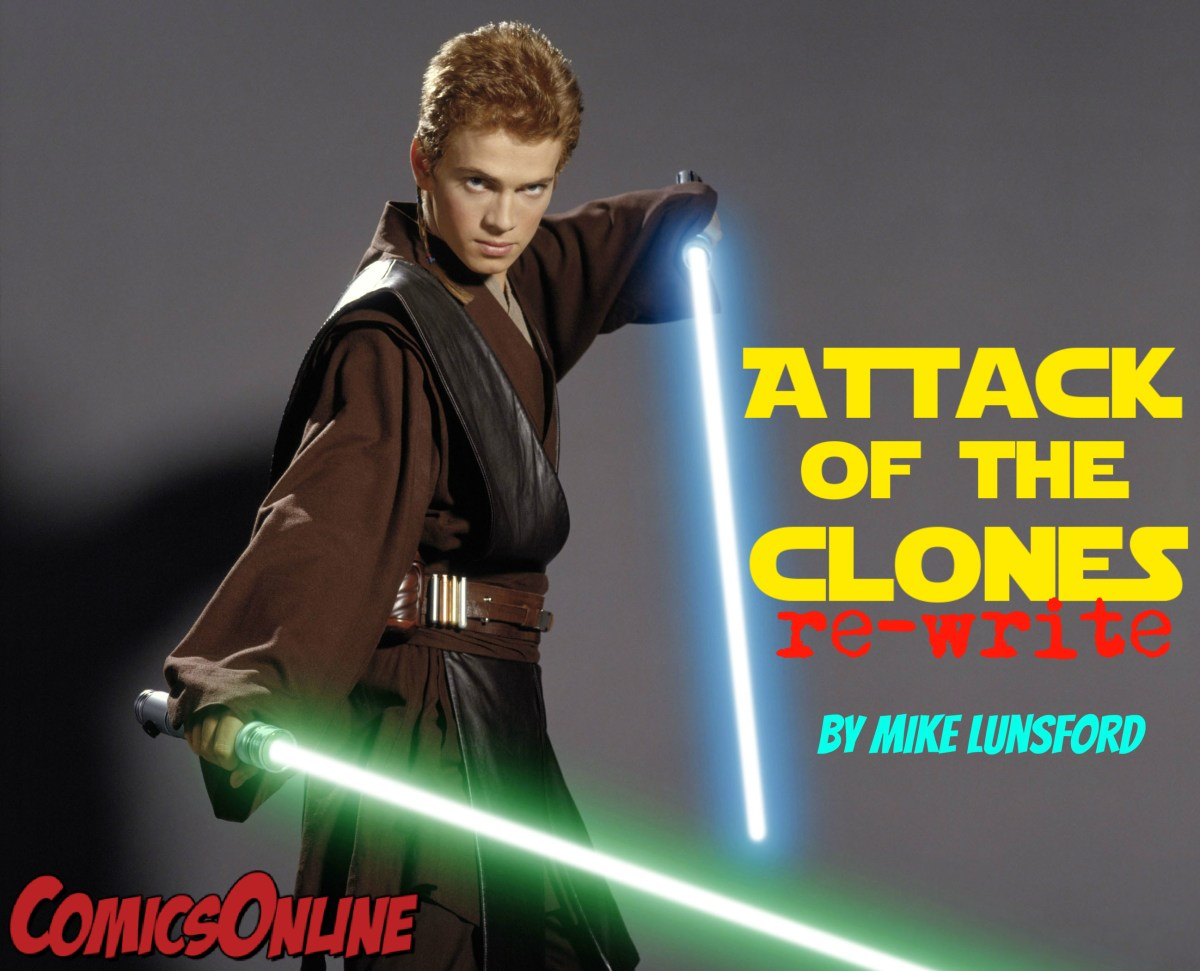 "Editorial:  ""Attack of the Clones"" Re-Write"